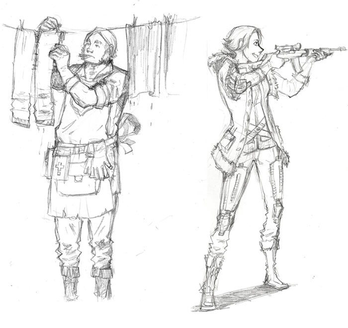 Pictures of Drawing Gun Poses - #rock-cafe